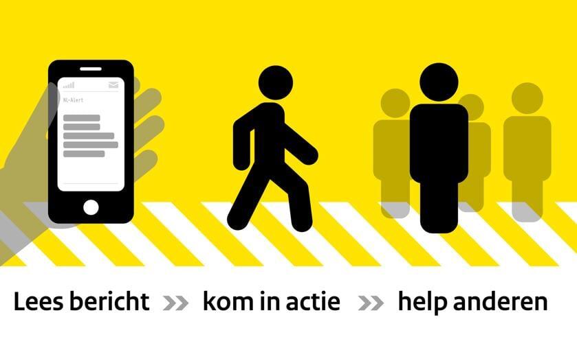 NL-Alert ontvangen? Wees alert - Bunniks Nieuws
