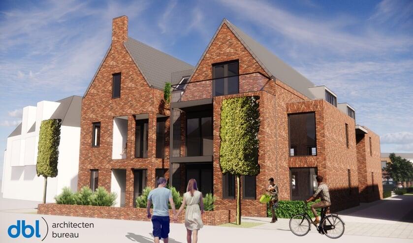 'Hertog van Gelre' maakt plaats voor appartementencomplex en zorggebouw
