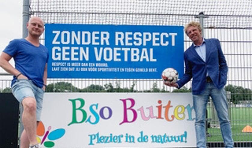 BSO Buiten en SV Baarn: Samen [spelen en sporten]