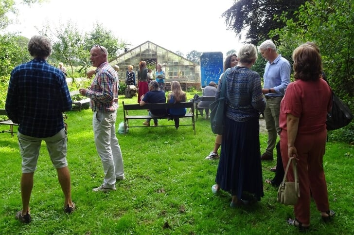 Presentation about magnificent sustainable locations in Utrecht    Bunniks News