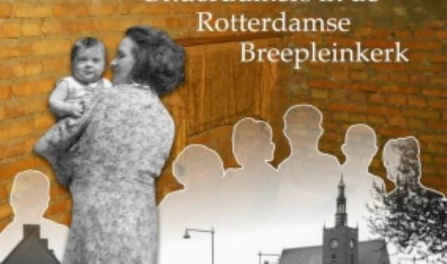 Anja Matser wist veel nieuwe informatie en foto's boven tafel te krijgen over de families die zich schuilhielden. (foto: J.F.H. Roovers)