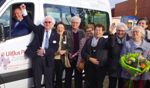 2500 senioren hebben genoten van de uitjes van Uitbus Plús. (foto: archief HvH)