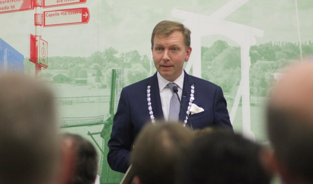 """Kats wees op de World Cup roeien op de Willem-Alexander Baan in juli: """"Een uitgelezen kans om Zuidplas op de kaart te zetten."""""""