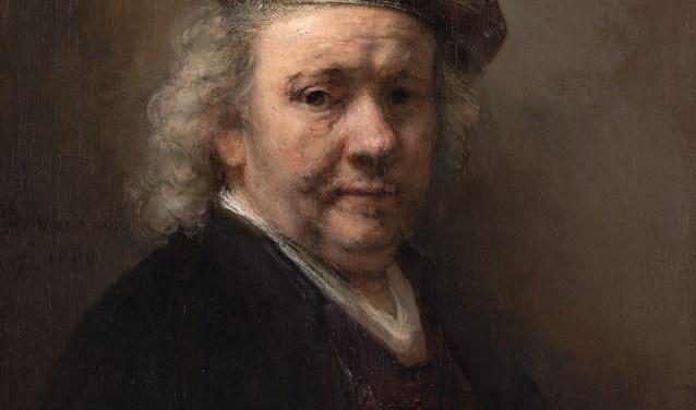 Bron foto: Rembrandt, Zelfportret, 1669. Verworven met steun van de Vereniging Rembrandt en particulieren, 1947
