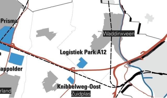 Over drie jaar moet de A12-corridor tot de top-5 van logistieke vestigingsregio's in Nederland behoren.