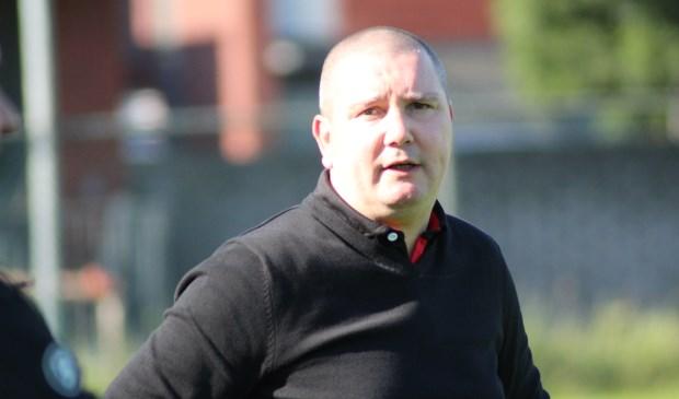 Ron Luijten (hier op archieffoto) vindt dat met de 0-2 tegen Bergambacht een belangrijke slag geslagen is.