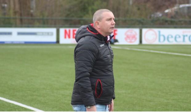 Trainer Ron Luijten