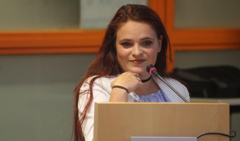 SP-raadslid Serena Rodenburg