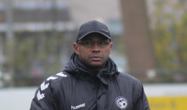 Marvin Paton staat komend seizoen niet meer langs de lijn bij fusieclub ASW. (foto en tekst: Erik van Leeuwen)