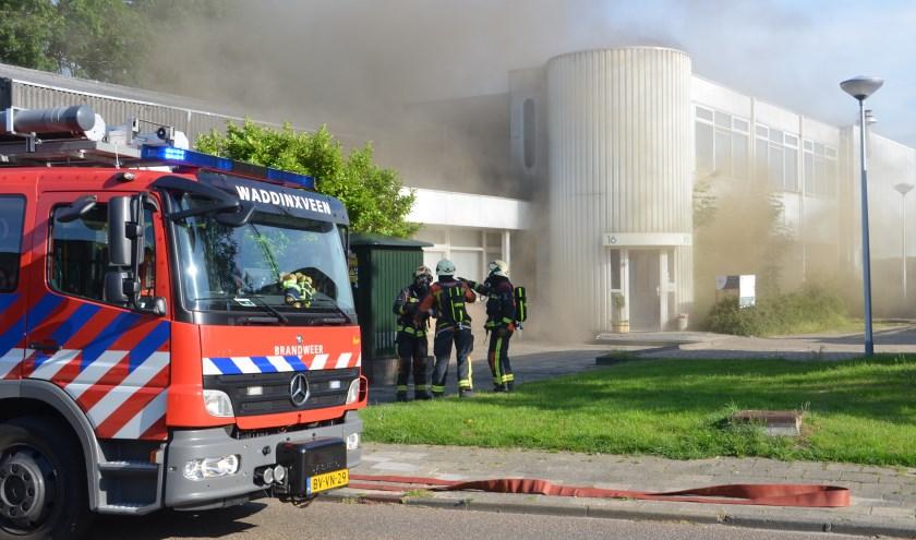 (foto en tekst: Rob de Jong/112hm.nl)