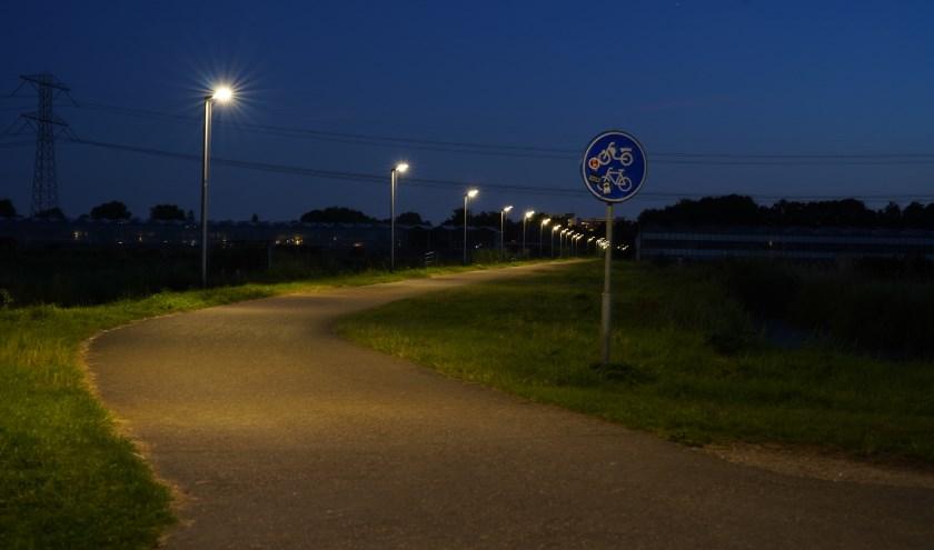 De komende vijf, zes jaar krijgen alle 9500 lantaarnpalen in Zuidplas de energiebesparende ledlampen.
