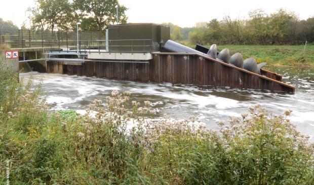 Waterkrachtcentrale Dommelstroom En Natuurspeeltuin Gestel