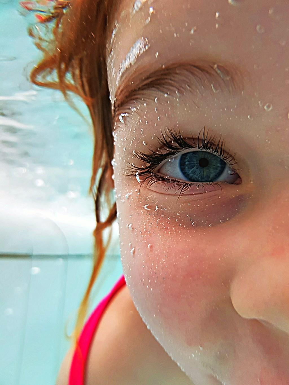 De foto die Carlijn maakte van haar destijds 3-jarige dochter Liz is genomineerd voor de fotowedstrijd 'Brabant in Beeld'. Foto: Carlijn van der Krogt © MooiBoxtel