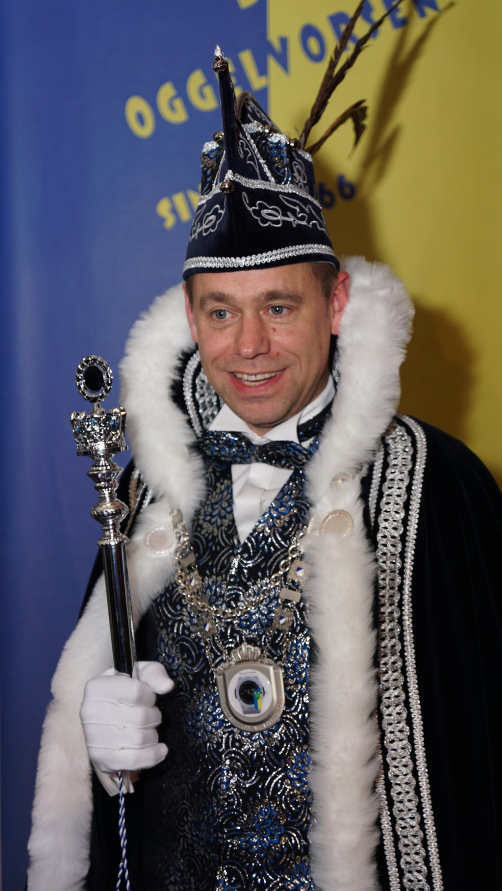 Prins Thomas Den Urste Foto: E.D. Evenementenbegeleiding / Prikbord Esch © MooiBoxtel