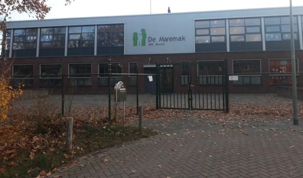SBO De Maremak op zijn huidige locatie aan De Beukums  | Fotonummer: aa7506