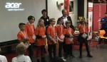 Doorzettersprijs voor leerlingen St. Theresiaschool in finale First Lego League