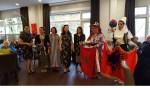 Wereldhuis krijgt bezoek van dames Zonnefleur