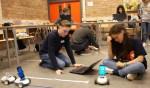 Leerlingen Elde college ontwikkelen zelfrijdende auto's tijdens uitwisseling