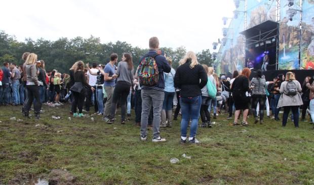Regelmatig strijken festivals neer op het landgoed, zoals hier Dance Nature. Nog nooit kreeg de stichting BGL echter te maken met een festival van de omvang van We Are Electric.  | Fotonummer: af8d84