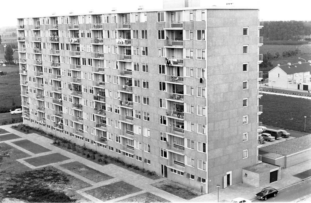 Hoogheem in september 1969. Foto: Beeldbank Heemkunde Boxtel, Jan van Oploo © MooiBoxtel