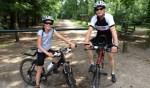 Marijn fietst naar Parijs voor kinderen in Cochabamba