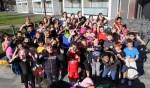 Amaliaschool rent ruim 1000 euro bij elkaar voor Bosnische school