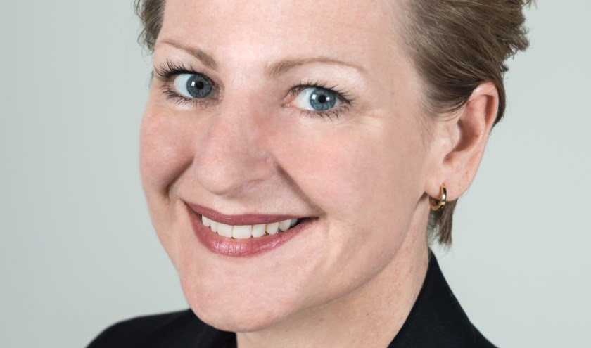 Mariëlle van Alphen is de voorzitter van de onlangs benoemde vertrouwenscommissie.     Fotonummer: 53d083