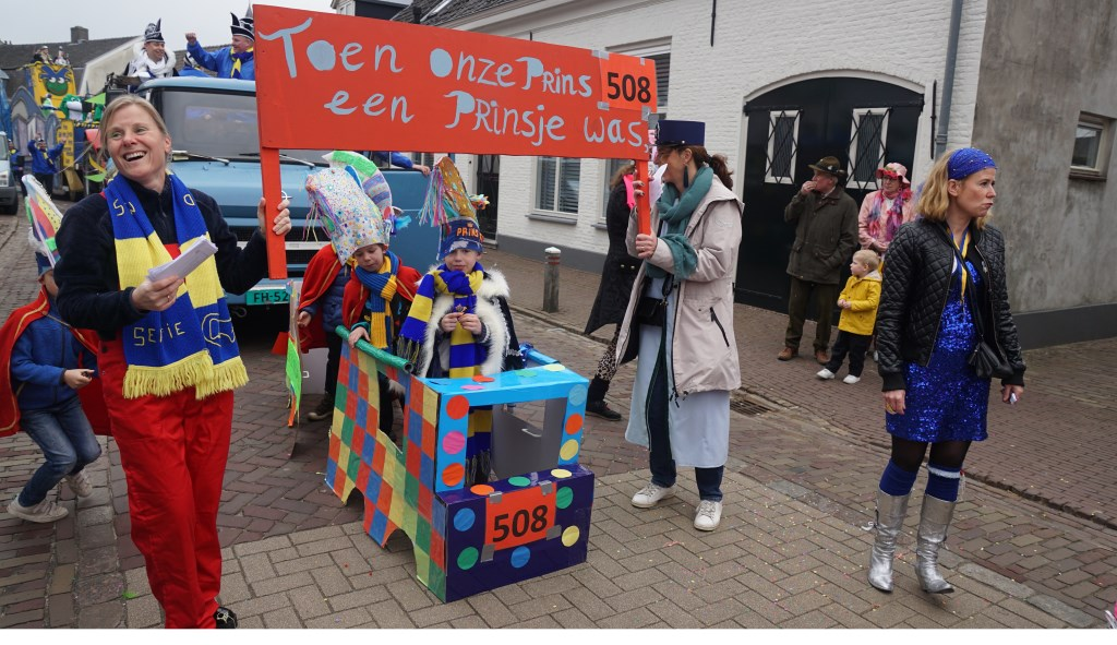 Foto: E.D. Evenementenbegeleiding / Prikbord Esch © MooiBoxtel