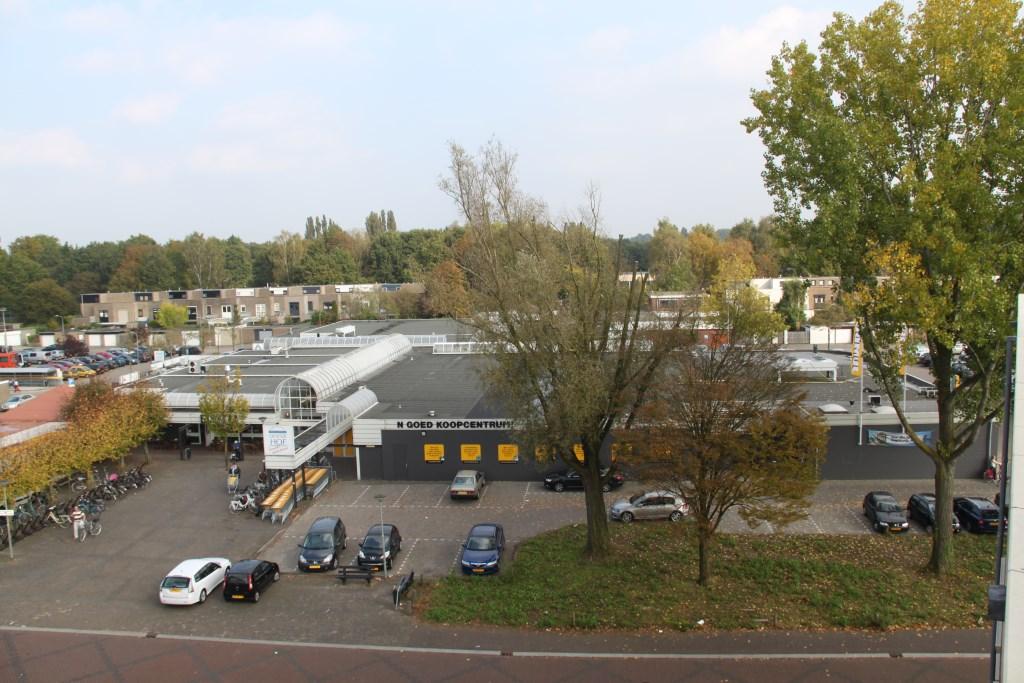 Winkelcentrum Oosterhof nu... Foto: Mark van der Pol © MooiBoxtel