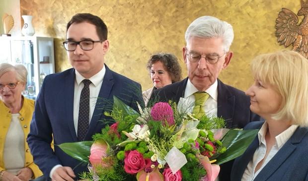 Bloemen voor Jan Pommer Foto: Stichting Buk © MooiGestel