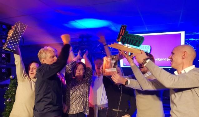 Pleinse Boys wint Gestelse Quiz 2018   | Fotonummer: acda41