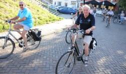 Dinsdagavond vertrokken de deelnemers voor een rondje door West-Brabant.