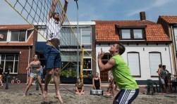 In Sint-Philipsland is al vaker een beachvolleybaltoernooi georganiseerd.