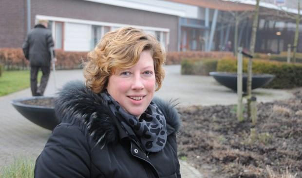 Petrina Geluk op archieffoto.
