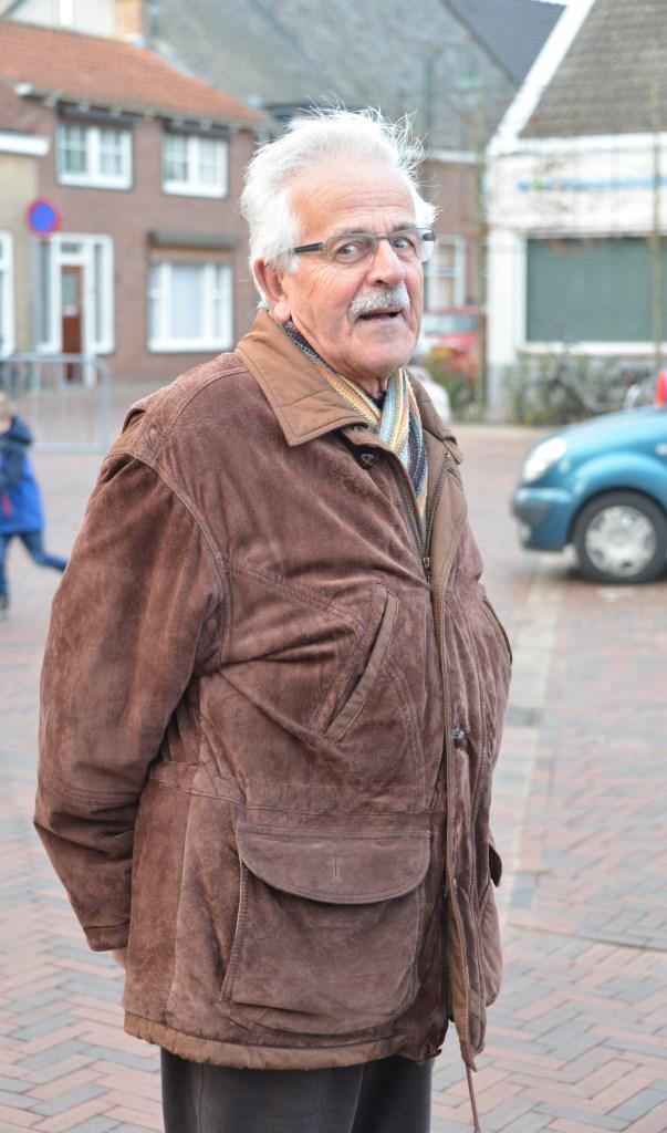 Anton van Putten uit Oud-Vossemeer.   © Eendrachtbode