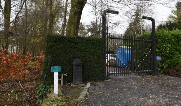 Het adres in de Campweg waar de vereniging Maerloo staat ingeschreven.