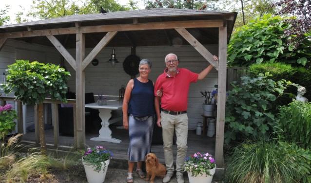 Veertig jaar geleden verruilde het echtpaar Rodenberg Rotterdam voor Dinteloord.