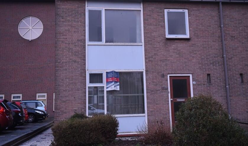 Huis aan de Noordweg in Scherpenisse.