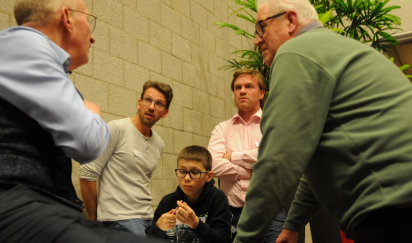 Quinten Zuydwegt is de jongste deelnemer aan het gesprek.
