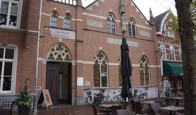 Bieb in Martinushuis  | Fotonummer: 894ce0