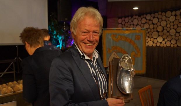 Winnaar van de Zilveren Klomp, Paul Nijhuis     Fotonummer: c5f547