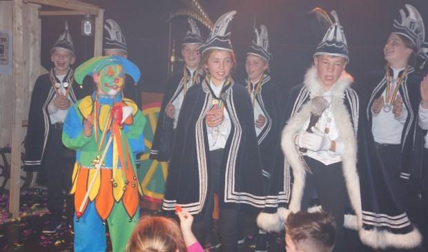 Dit drietal gaat carnaval onvergetelijk maken.  | Fotonummer: 174e3e