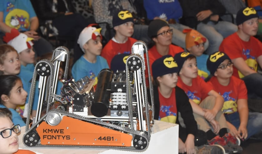 Team Rembrandts wint FIRST finale in Orlando