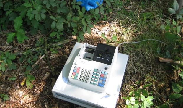 Deze kassa is gevonden.  | Fotonummer: 87ef38