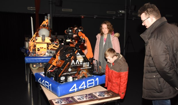 Team Rembrandts presenteert zich opnieuw in Mariëndael