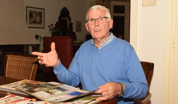 Frans Peters kan uitgebreid vertellen over zijn vijftig jaar bij OLAT  | Fotonummer: 9d6be9