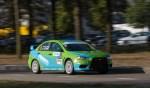 Keurige resultaten VDZ Racing in Twente Rally