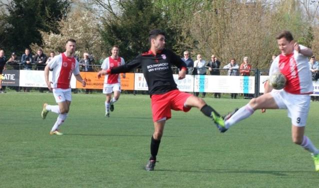 Paul Smeets maakte zondag zijn eerste goal van het seizoen.   | Fotonummer: cc3898
