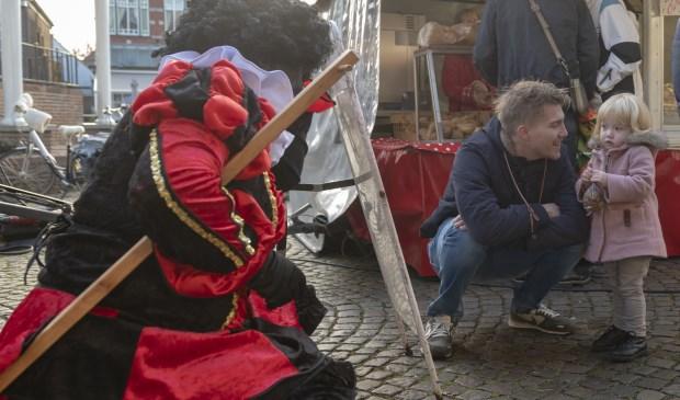 Best even eng als zwarte Piet op je afkomt!   | Fotonummer: 9de3f1