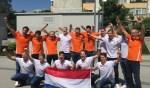 Rooienaar wint Europees kwalificatietoernooi waterpolo